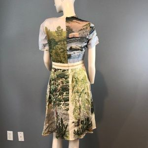 Stella McCartney Dresses - NWT Stella McCartney Print Silk Dress Sz 42/US 4-6